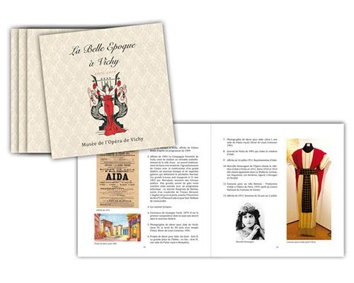 2013 Catalogue La Belle Époque à Vichy