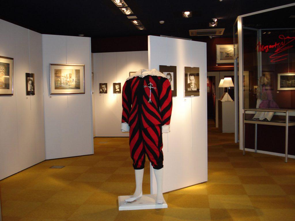 Exposition 2006 Mozart à l'Opéra de Vichy - image 1
