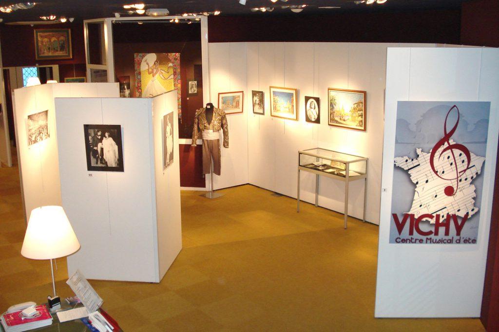 Exposition 2010 Les années 30 à l'Opéra de Vichy - image 6