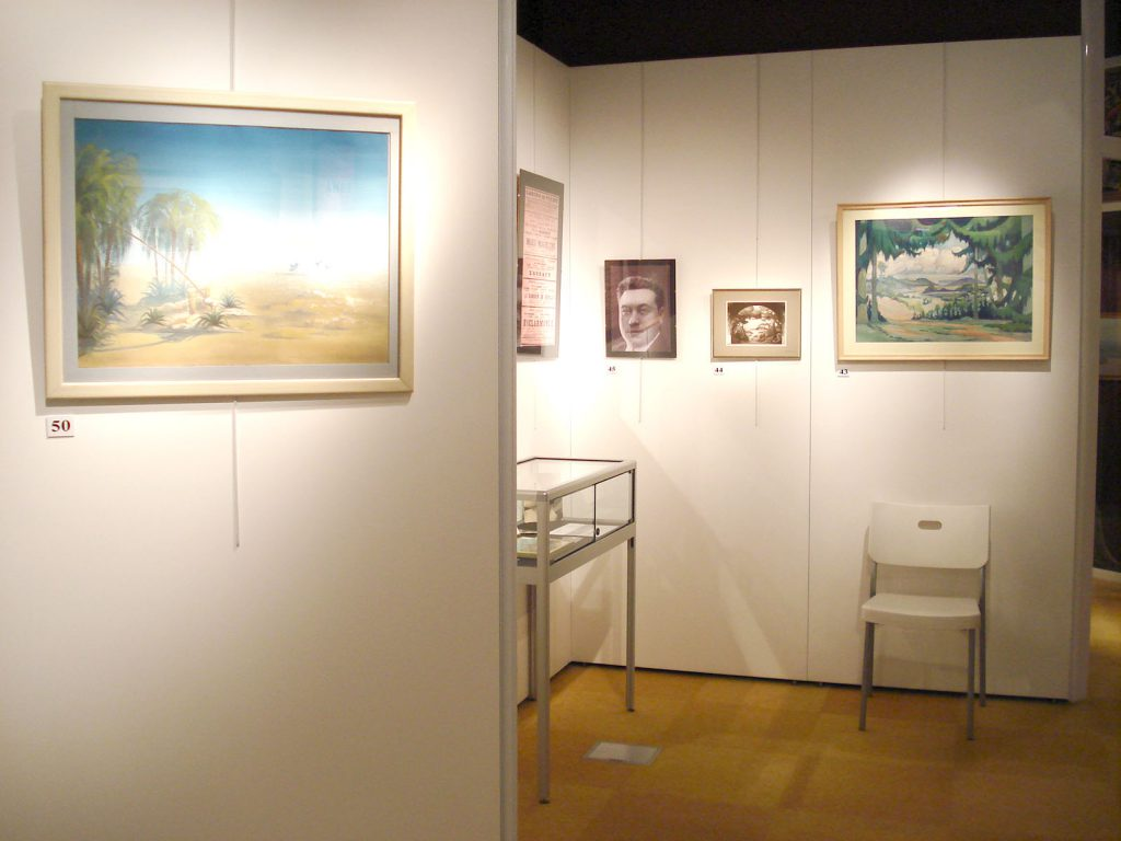Exposition 2012 Jules Massenet à l'Opéra de Vichy - image 1
