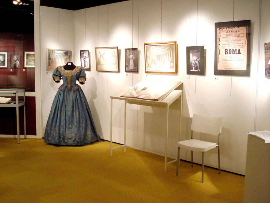 Exposition 2012 Jules Massenet à l'Opéra de Vichy - image 12