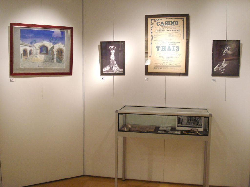 Exposition 2012 Jules Massenet à l'Opéra de Vichy - image 13
