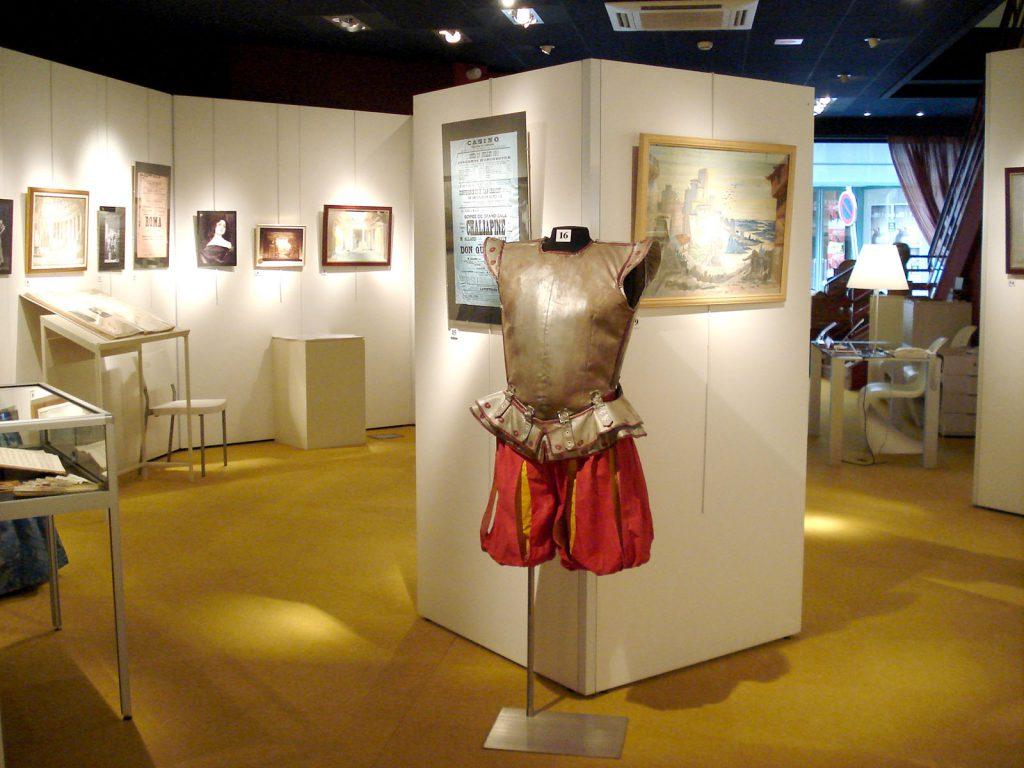 Exposition 2012 Jules Massenet à l'Opéra de Vichy - image 2