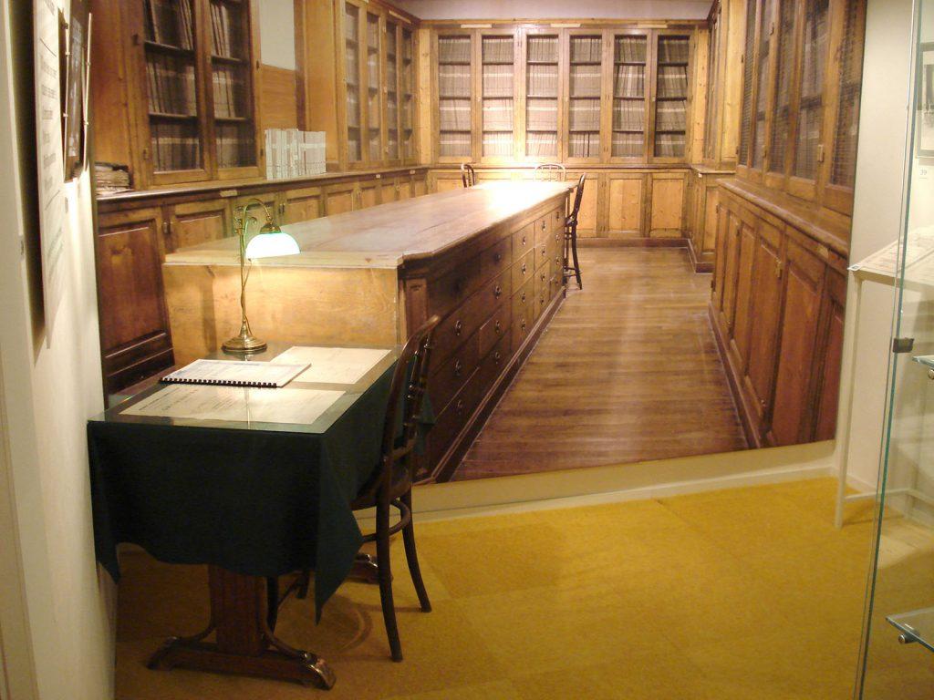 Exposition 2012 Jules Massenet à l'Opéra de Vichy - image 3