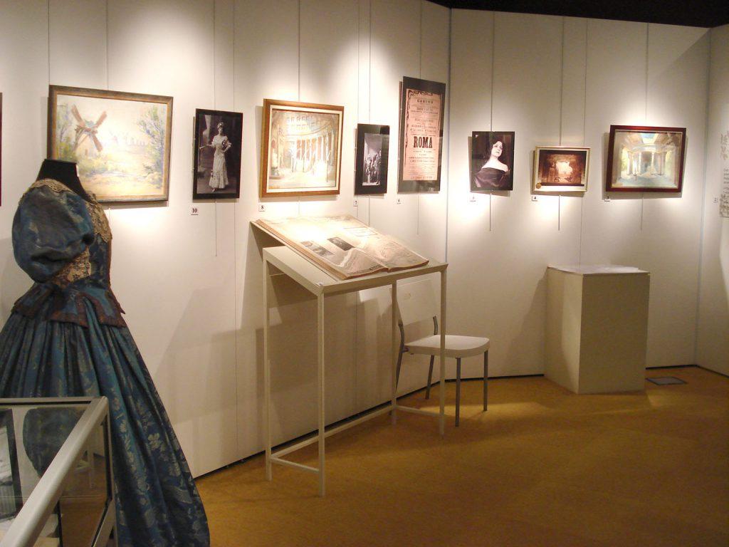 Exposition 2012 Jules Massenet à l'Opéra de Vichy - image 5