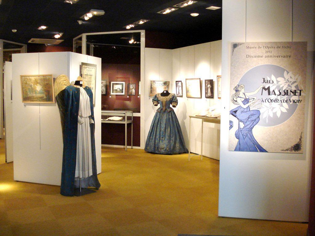 Exposition 2012 Jules Massenet à l'Opéra de Vichy - image 7