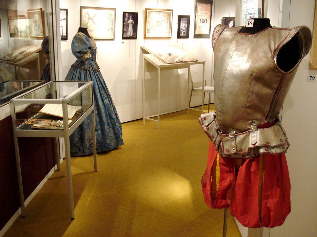 Exposition 2012 Jules Massenet à l'Opéra de Vichy - image 9