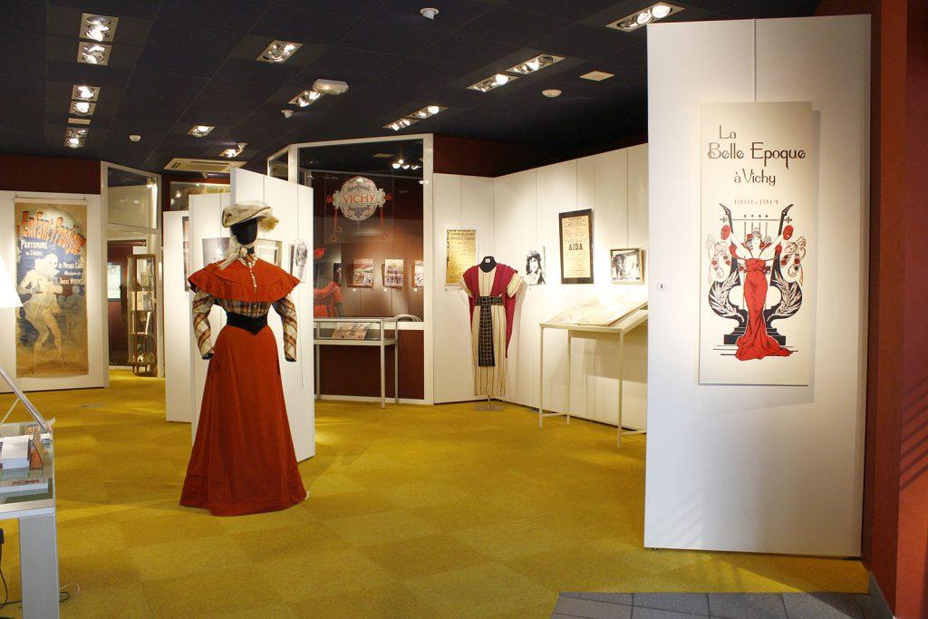Exposition 2013 La Belle Époque à Vichy 1901-1914 - image 1