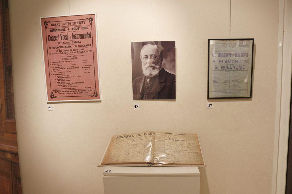 Exposition 2014 Vichy, les théâtres et la guerre 1901-1914 - image 12