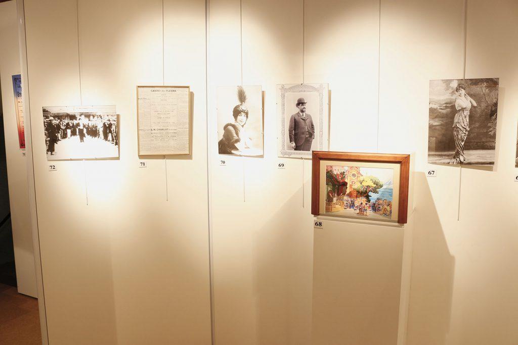 Exposition 2014 Vichy, les théâtres et la guerre 1901-1914 - image 13