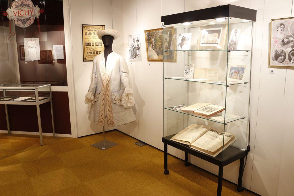 Exposition 2014 Vichy, les théâtres et la guerre 1901-1914 - image 2