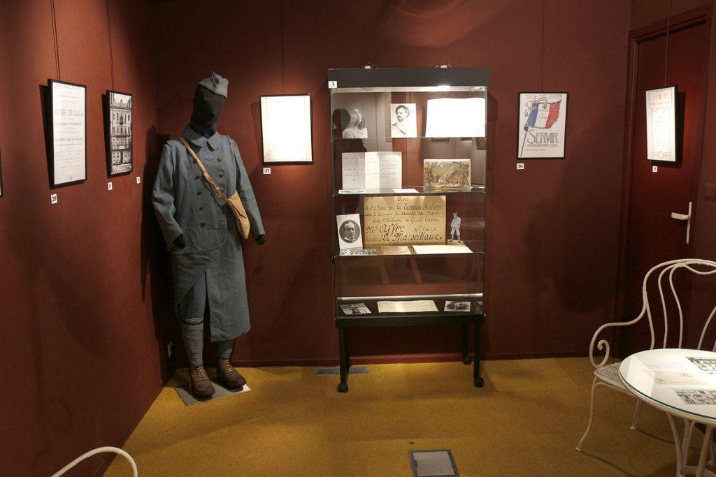 Exposition 2014 Vichy, les théâtres et la guerre 1901-1914 - image 5