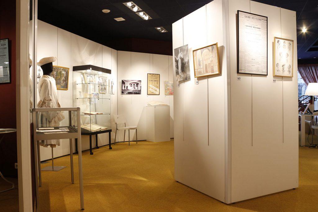 Exposition 2014 Vichy, les théâtres et la guerre 1901-1914 - image 8
