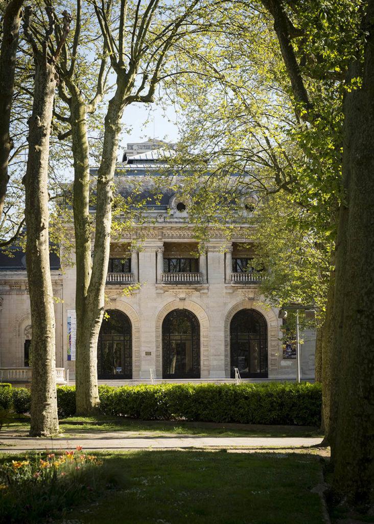 L'Opéra de Vichy - la façade