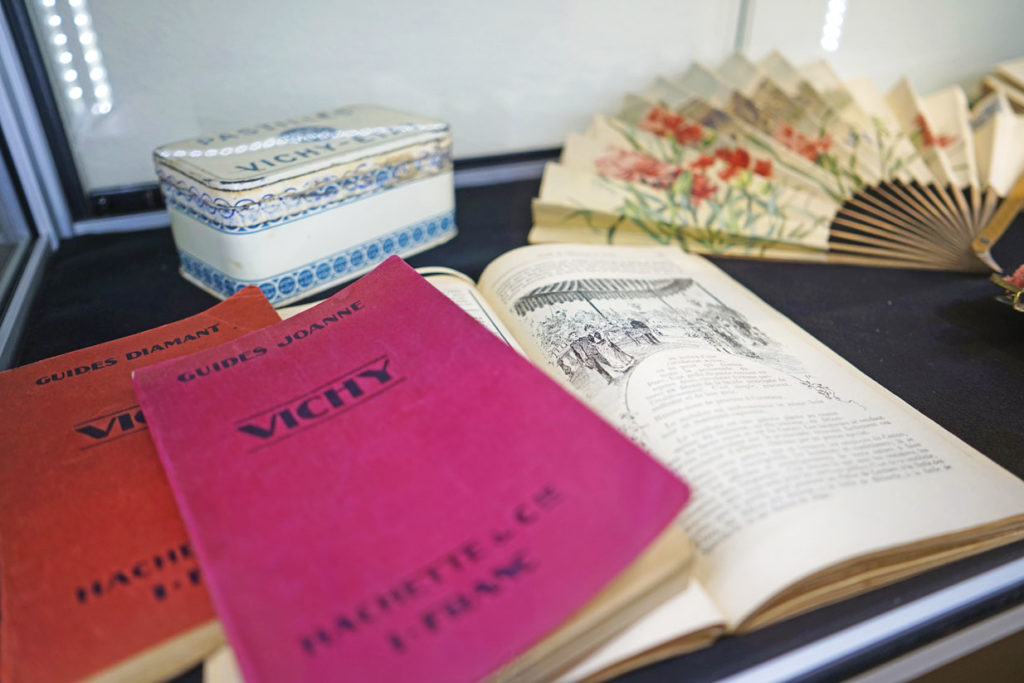 Exposition Une Cure musicale à Vichy