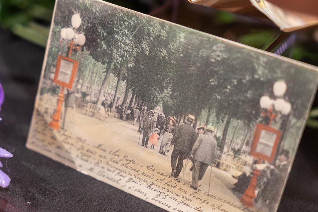 Exposition Jardins en scène à l'Opéra de Vichy