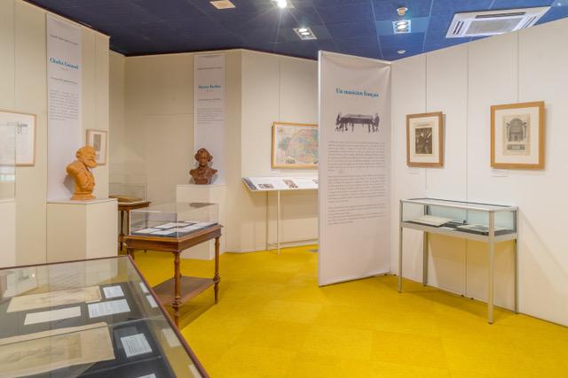 Exposition 2021 Camille Saint-Saëns, centenaire d'un maître français